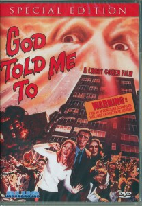 God Told Me To (1975)