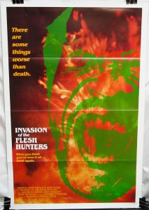 Invasion of the Flesh Hunters (1982)