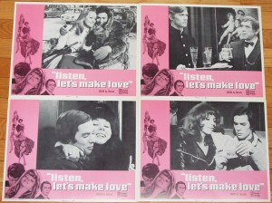 Listen, Let's Make Love (1968)
