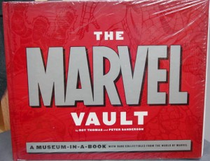 Marvel Vault: A Museum in a Book , The