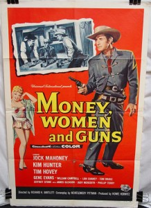 Money, Women, and Guns (1958)