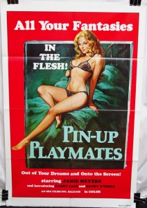 Pin-Up Playmates (1972)