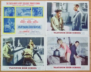 Platinum High School (1960)