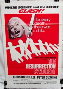 Resurrection Syndicate (1973) , The