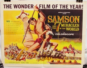 Samson and the Seven Miracles of the World (1962)
