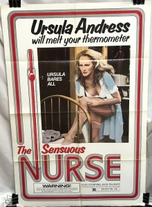 Sensuous Nurse (1975) , The