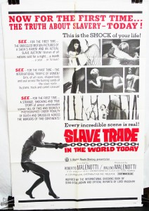 Slave Trade in the World Today (1965)