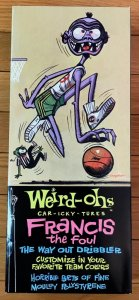 "Weird-Ohs ""Car-icky-tures"" Model Kits"