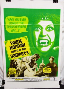 Young Hannah Queen of the Vampires (1973)