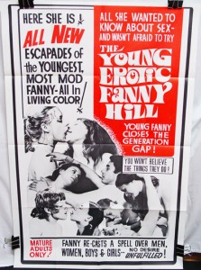 Young, Erotic Fanny Hill (1971) , The