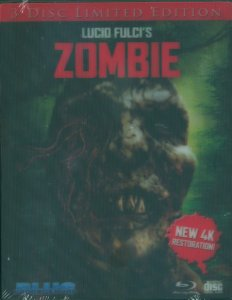 Zombie (1979) Worm Eyed Zombie Cover