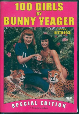 100 Girls by Bunny Yeager (1998)