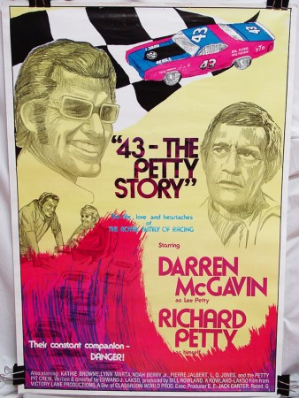 43 - The Richard Petty Story (1972)