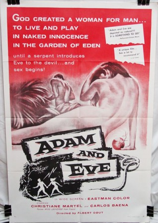 Adam and Eve (1956)