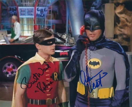 Batman - 2 Signature