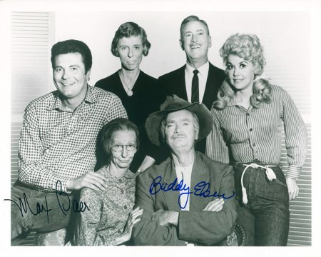 Beverly Hillbillies - 2 Signature Photo