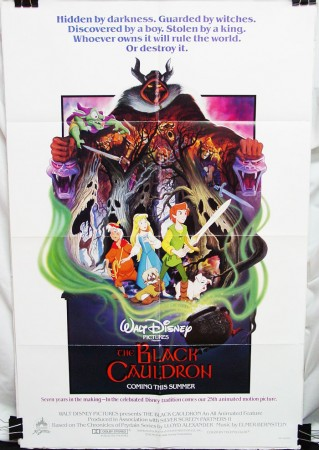 Black Cauldron (1985) , The