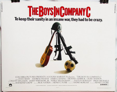 Boys in Company C (1978) , The