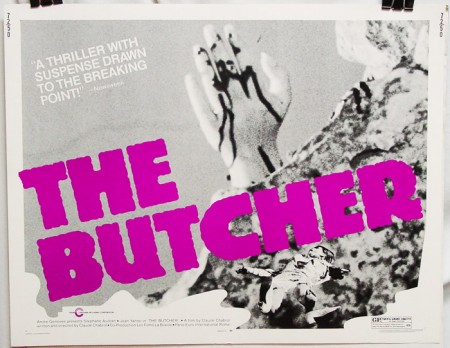 Butcher (1972) , The