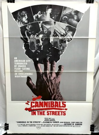 Cannibal in the Streets (1980)