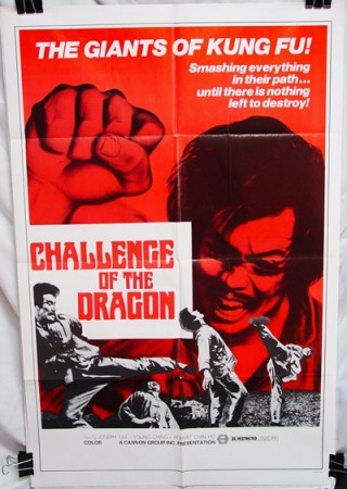 Challenge of the Dragon (1974)