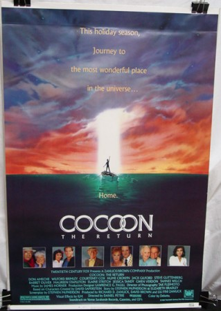 Cocoon: The Return (1988)