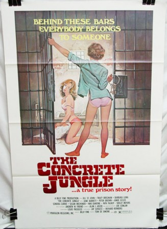Concrete Jungle (1982) , The