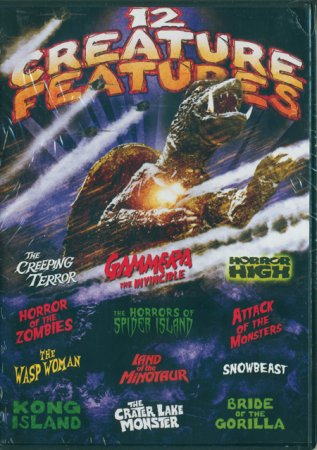 12 Creature Features Collection