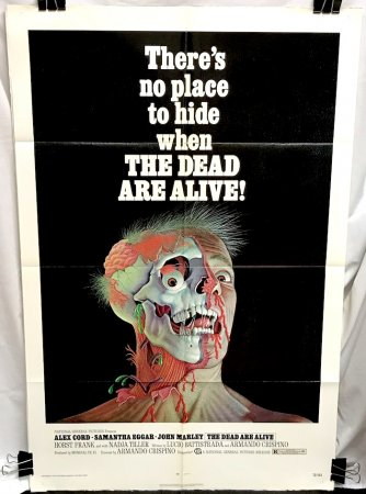 Dead Are Alive (1972) , The