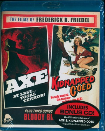 Double Feature: Axe (1975) & Kidnapped Coed (1976)
