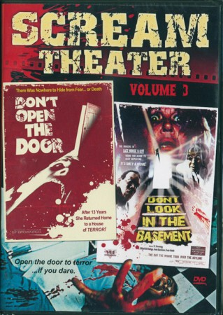 Double Feature: Don't Open the Door (1979) & Don't Look in the Basement (1972)