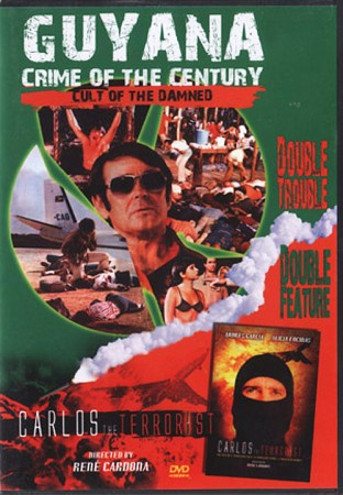 Double Feature: Guyana, Crime of the Century & Carlos the Terrorist (1979)
