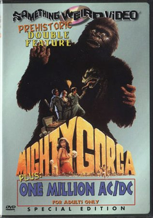 Double Feature: Mighty Gorga (1969) & One Million AC/DC (1969)
