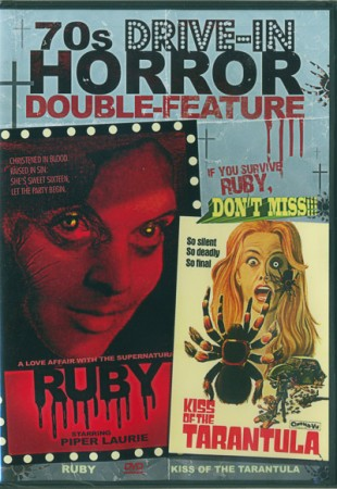 Double Feature: Ruby (1977) & Kiss of the Tarantula (1975)