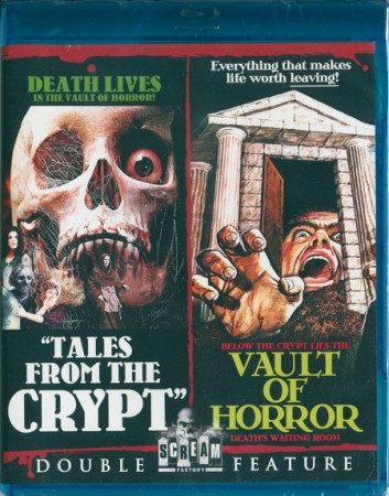 Double Feature: Tales from the Crypt (1972) & The Vault of Horror (1973)