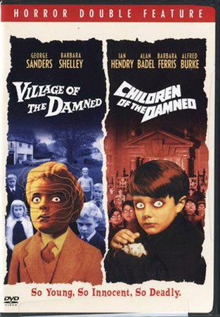 Double Feature: Village of the Damned (1960) & Children of the Damned (1963)