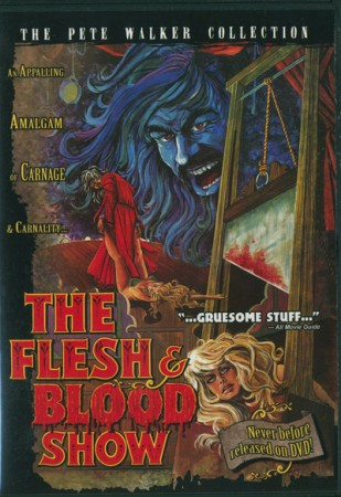 Flesh and Blood Show (1972) , The