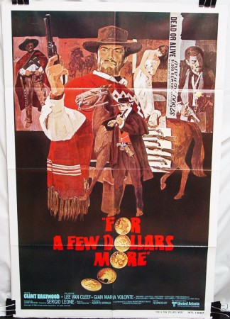 For A Few Dollars More (R-1980)