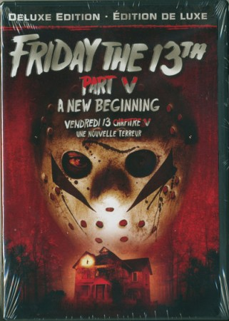 Friday the 13th Part 5: A New Beginning (1985) Deluxe Edition
