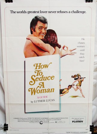 How to Seduce a Woman (1974)