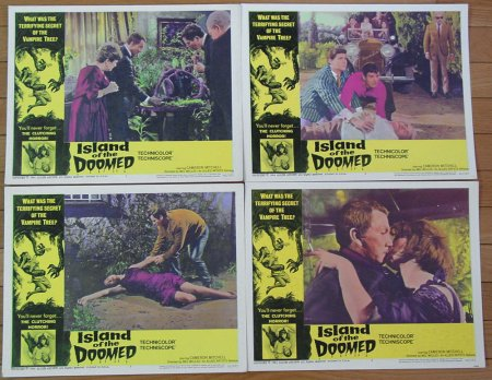 Island of the Doomed (1966)
