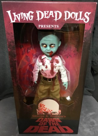 Flyboy - Dawn of the Dead - Living Dead Dolls