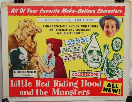 Little Red Riding Hood and the Monsters (1962)