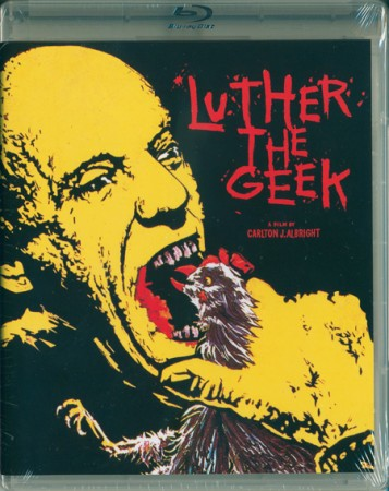Luther the Geek (1988)