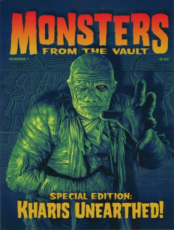 Monsters from the Vault Special Edition #1