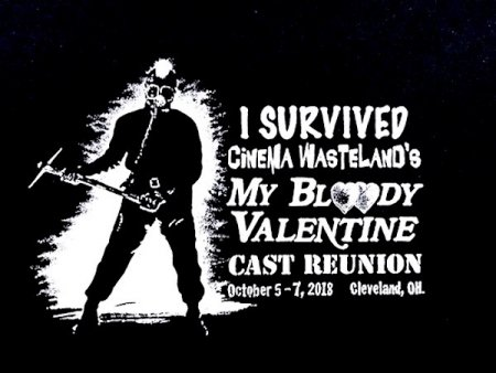 "CW ""My Bloody Valentine"" Reunion T-Shirt"