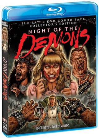 Night of the Demons (1987)