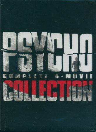 Psycho: The Complete 4 Film Collection