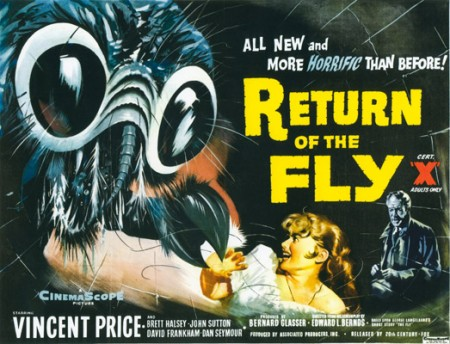 Return of the Fly