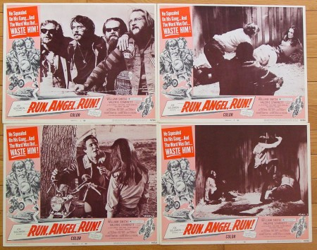 Run, Angel, Run (1969)